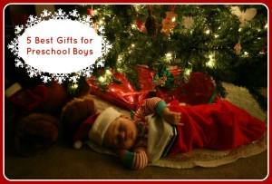 best gifts for preschool boys