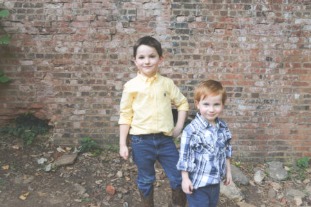 brothers with apraxia of speech