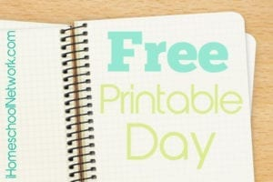 free subscriber printable event