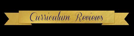 curriculum reviews