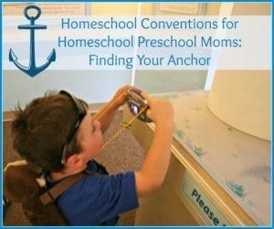 why preschool homeschool moms benefit from attending homeschool conventions
