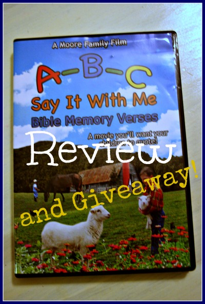 ABC Say It With Me DVD review