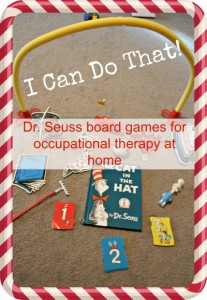 I can do that games dr. seuss board games