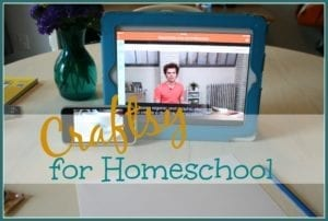 using Craftsy for homeschool and a giveaway