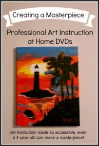 Creating a Masterpiece Art Instruction Review
