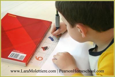 Pearson homeschool MCP plaid phonics review