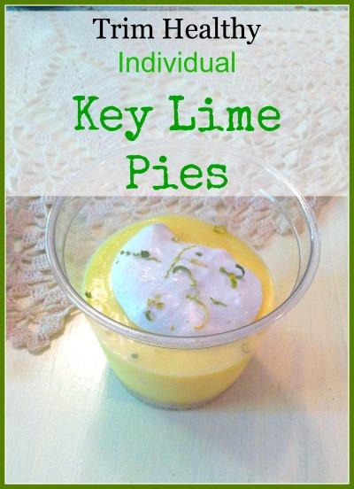 trim healthy mama key lime pie S dessert
