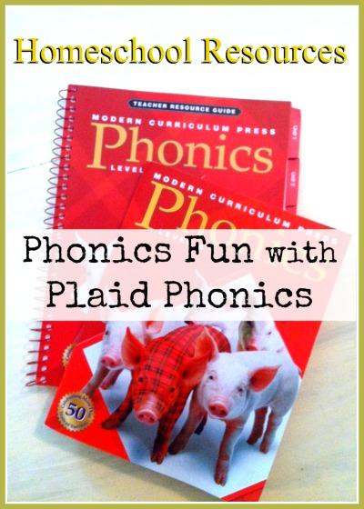 pearson homeschool plaid phonics review