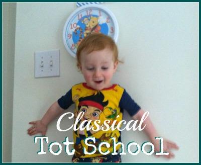 classical tot school