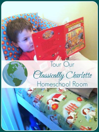 not back to school homeschool room charlotte mason classical
