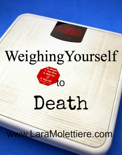 keeping weight in christian perspective