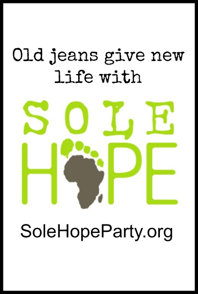 sole hope party shoes for children in Uganda