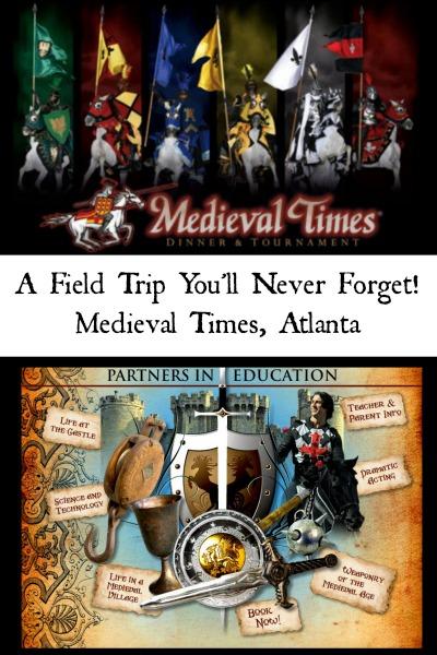 Medieval Times Educational Field Trip