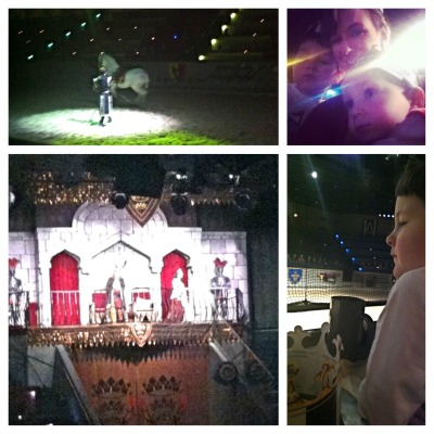 Medieval Times living history