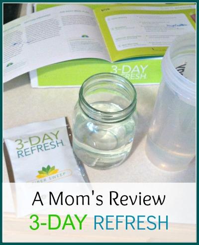 honest review of 3 day refresh from beachbody