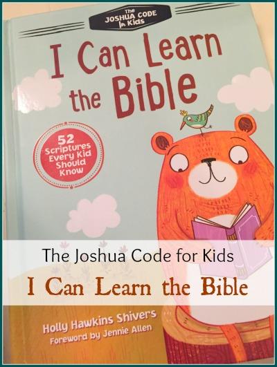 Bible memorization for kids
