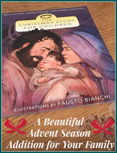 The Christmas Story for Children by Lucado
