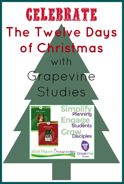 Grapevine Studies birth of Jesus
