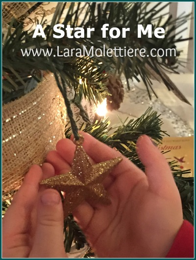 star for me ornament