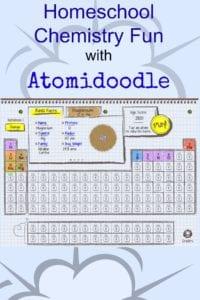 atomidoodle chemistry app