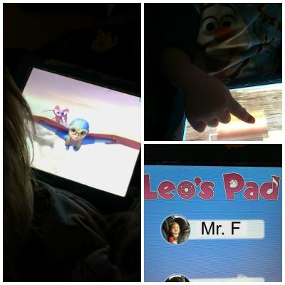 Leos Pad Mr F