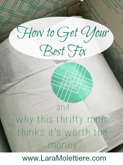 get the best stitchfix fix