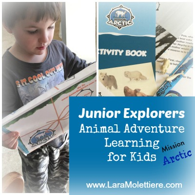 mission arctic science learning subscription for kids