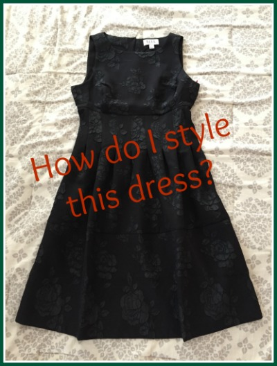 little black dress styling tips