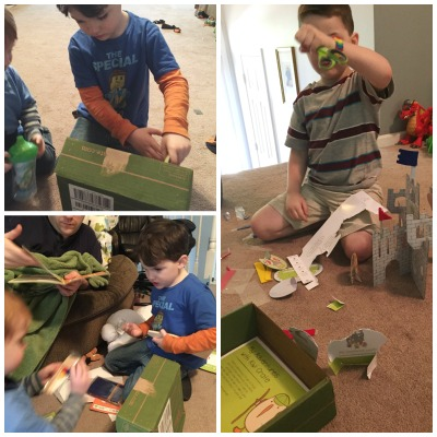 kiwi crate castle and catapult