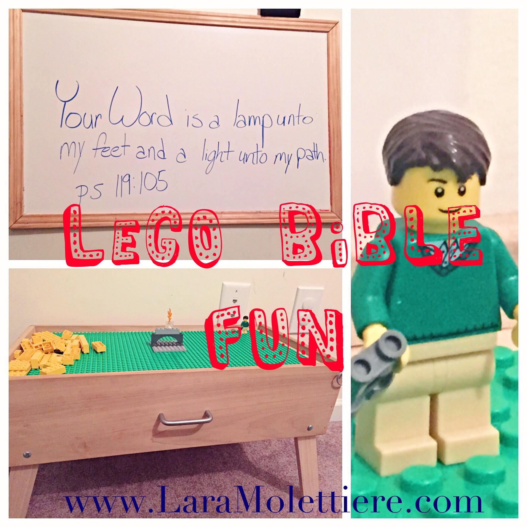 LEGO Bible Fun