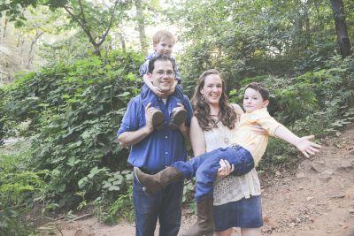 Girded in Strength Family