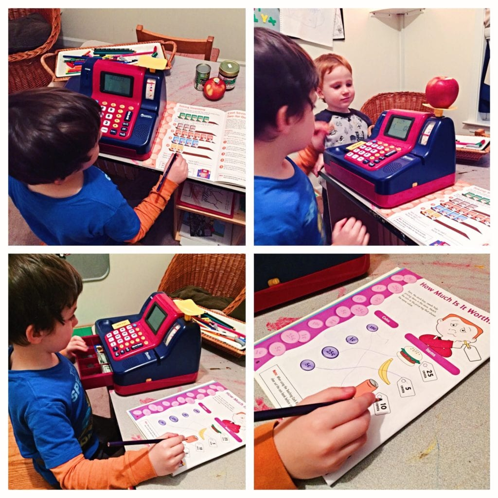 teaching cash register from educational insights