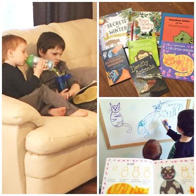Usborne book sharing