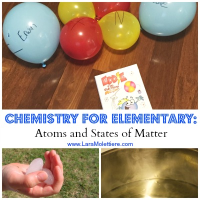 chemistry for kids with Eddie electron
