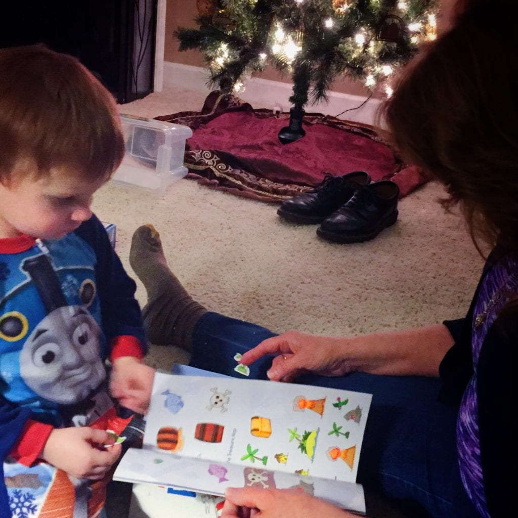 activity books for preschool gifts