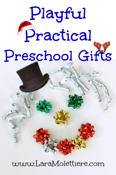 practical preschool gift ideas