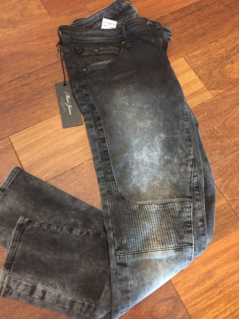 Mavi Jayla Moto Skinny Jean