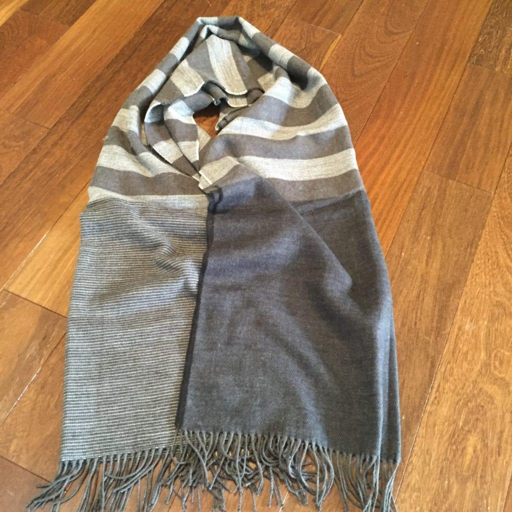 Echo Adalia Striped Blanket Scarf