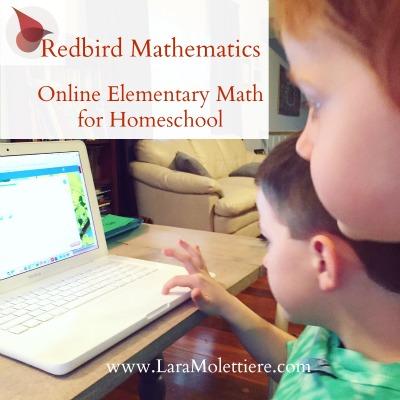Redbird Mathematics Online Elementary Math for Homeschool ...