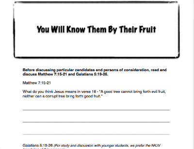 biblical leadership study