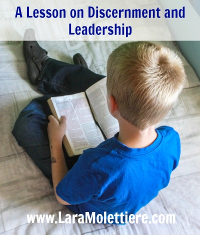 biblical leadership for kids