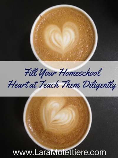 Fill Your HomeschoolHeart at Teach Them Diligently