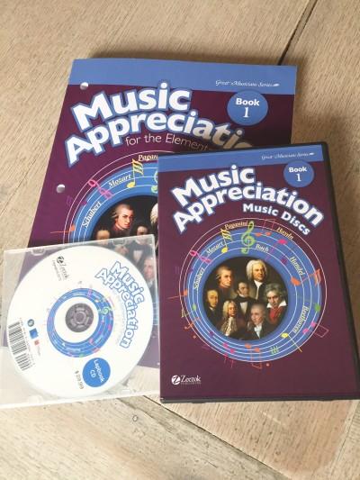 Zeezok music appreciation book 1