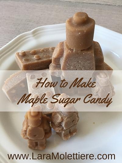 maple candy recipe