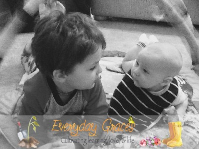 siblings with apraxia
