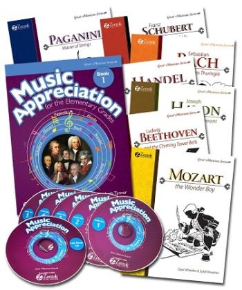 music appreciation collection