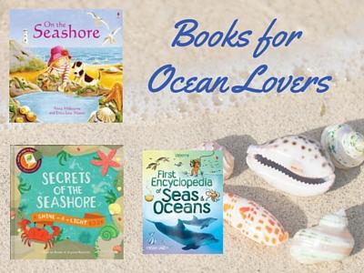 Books for Ocean Lovers