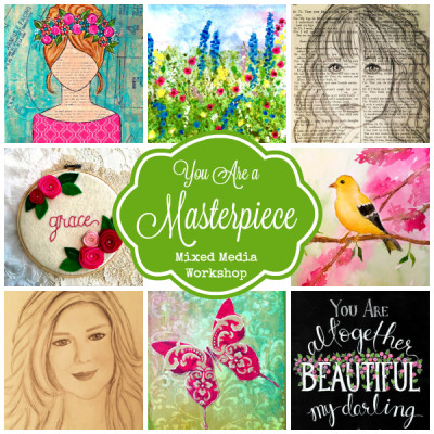 You are a masterpiece art course