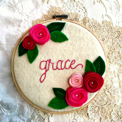 grace hoop you are a masterpiece