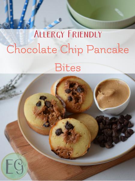 Gluten Free Pancake Bites Recipe For Kids